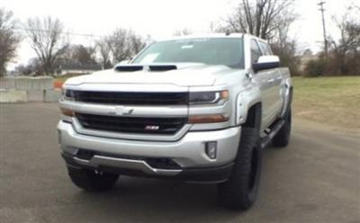 2018 Silverado 1500 Crew Cab 4x4,  Pickup #18266 - photo 4