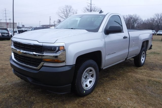 2018 Silverado 1500 Regular Cab 4x2,  Pickup #18282 - photo 22