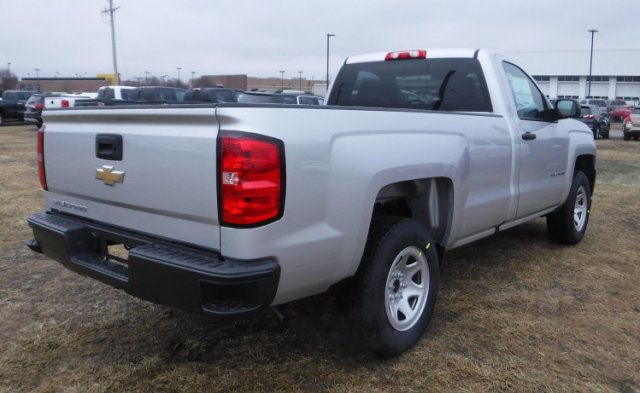 2018 Silverado 1500 Regular Cab 4x2,  Pickup #18282 - photo 2