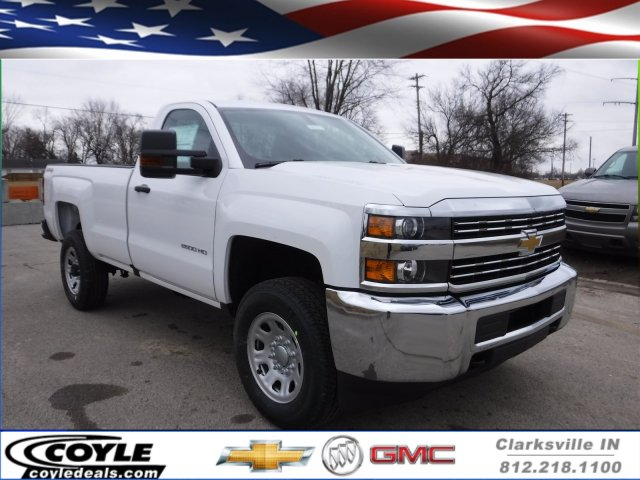 2018 Silverado 2500 Regular Cab 4x4,  Pickup #18317 - photo 1
