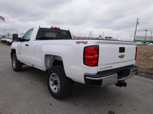 2018 Silverado 2500 Regular Cab 4x4,  Pickup #18317 - photo 2