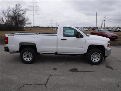 2018 Silverado 2500 Regular Cab 4x4,  Pickup #18317 - photo 25