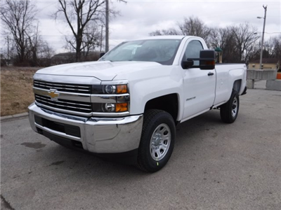 2018 Silverado 2500 Regular Cab 4x4,  Pickup #18317 - photo 4