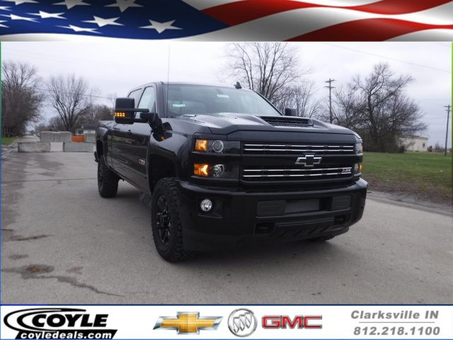 2018 Silverado 2500 Crew Cab 4x4,  Pickup #18345 - photo 1