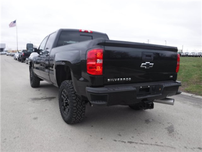 2018 Silverado 2500 Crew Cab 4x4,  Pickup #18345 - photo 33