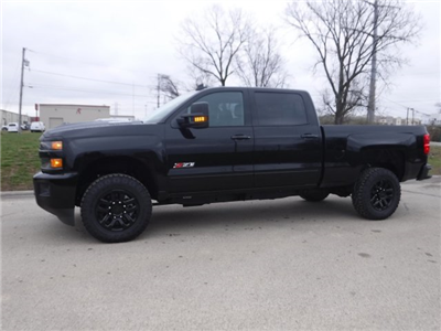 2018 Silverado 2500 Crew Cab 4x4,  Pickup #18345 - photo 7