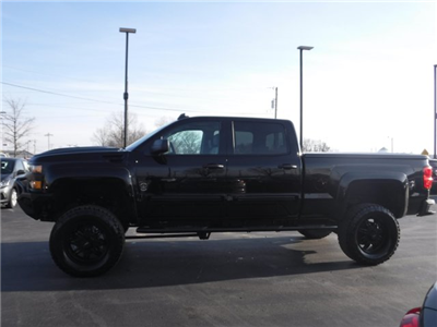2018 Silverado 2500 Crew Cab 4x4,  Pickup #18362 - photo 23