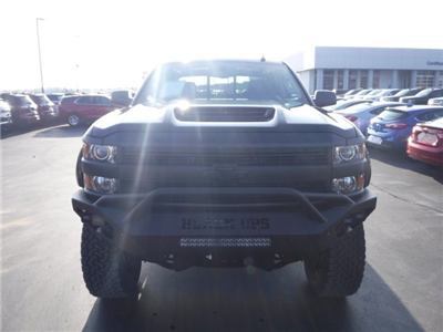 2018 Silverado 2500 Crew Cab 4x4,  Pickup #18362 - photo 3