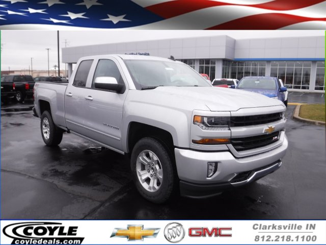 2018 Silverado 1500 Double Cab 4x4,  Pickup #18398 - photo 1
