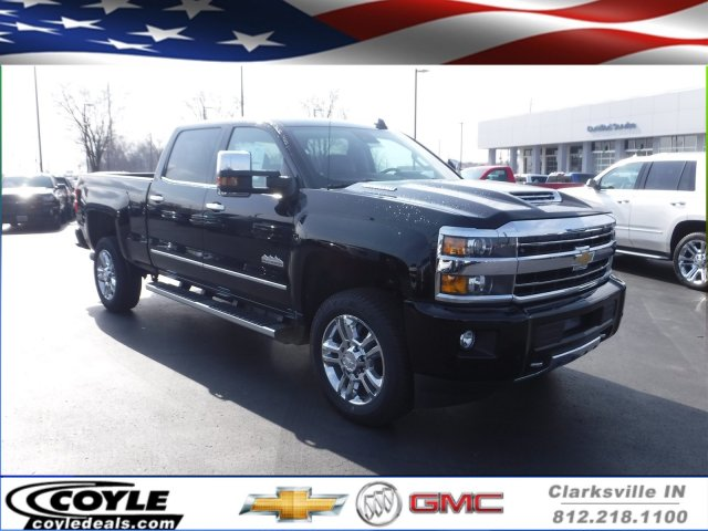 2018 Silverado 2500 Crew Cab 4x4,  Pickup #18416 - photo 1