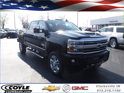 2018 Silverado 2500 Crew Cab 4x4, Pickup #18421 - photo 1