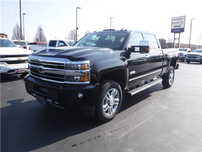 2018 Silverado 2500 Crew Cab 4x4, Pickup #18421 - photo 4