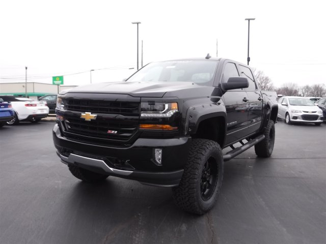 2018 Silverado 1500 Crew Cab 4x4,  Pickup #18469 - photo 6