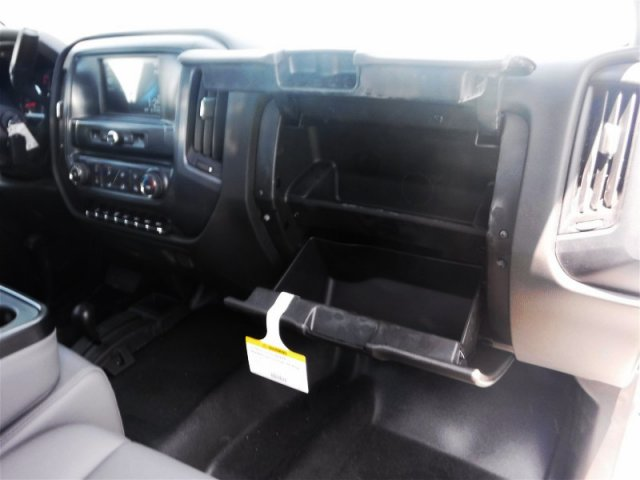 2018 Silverado 3500 Regular Cab DRW 4x4,  Monroe Contractor Body #18502 - photo 23
