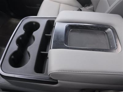 2018 Silverado 3500 Regular Cab DRW 4x4,  Monroe Pro Contractor Body #18502 - photo 16