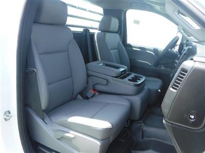 2018 Silverado 3500 Regular Cab DRW 4x4,  Monroe Pro Contractor Body #18502 - photo 3