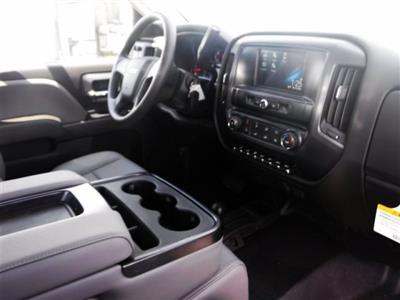 2018 Silverado 3500 Regular Cab DRW 4x4,  Monroe Pro Contractor Body #18502 - photo 20