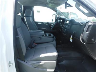 2018 Silverado 3500 Regular Cab DRW 4x4,  Monroe Pro Contractor Body #18502 - photo 22