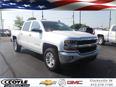 2018 Silverado 1500 Crew Cab 4x4,  Pickup #18530 - photo 1