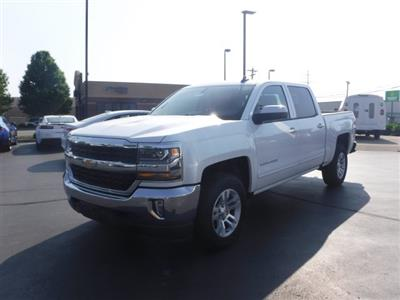 2018 Silverado 1500 Crew Cab 4x4,  Pickup #18530 - photo 5