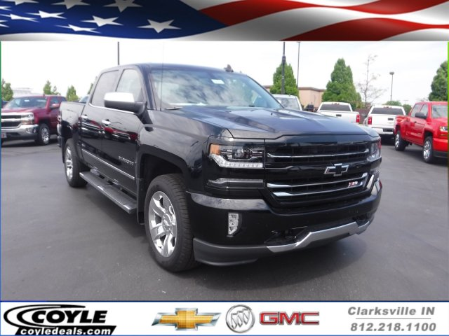 2018 Silverado 1500 Crew Cab 4x4,  Pickup #18542 - photo 1