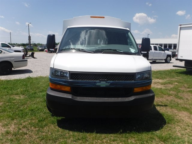 2018 Express 3500, Knapheide Service Utility Van #18570 - photo 4