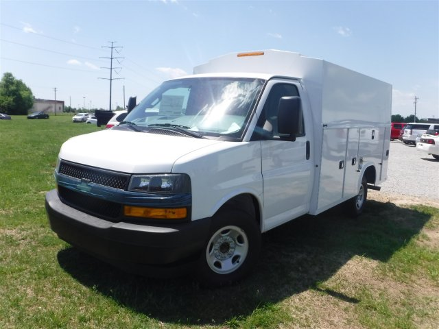2018 Express 3500, Knapheide Service Utility Van #18570 - photo 6