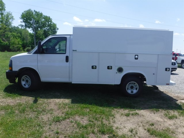 2018 Express 3500, Knapheide Service Utility Van #18570 - photo 9