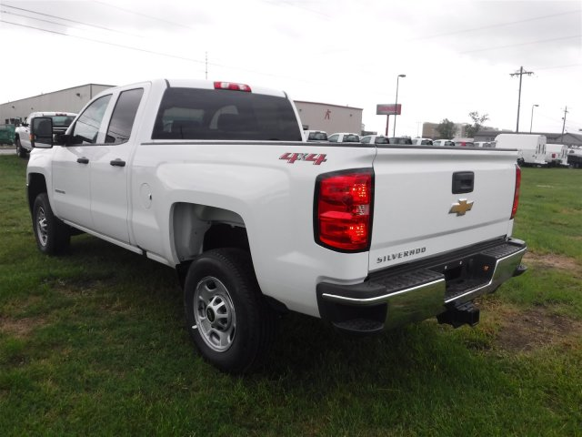 2018 Silverado 2500 Double Cab 4x4,  Pickup #18580 - photo 24