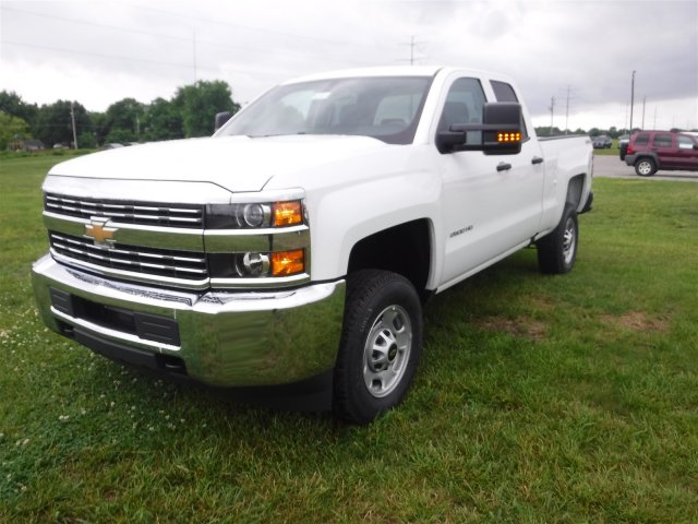 2018 Silverado 2500 Double Cab 4x4,  Pickup #18580 - photo 4