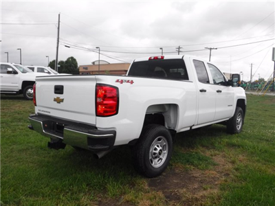 2018 Silverado 2500 Double Cab 4x4,  Pickup #18580 - photo 2