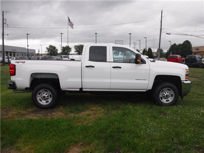 2018 Silverado 2500 Double Cab 4x4,  Pickup #18580 - photo 26