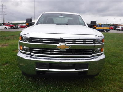 2018 Silverado 2500 Double Cab 4x4,  Pickup #18580 - photo 3