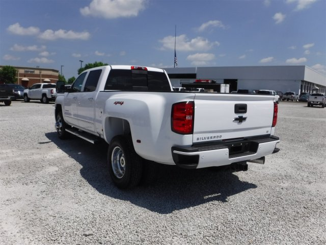 2018 Silverado 3500 Crew Cab 4x4, Pickup #18592 - photo 32