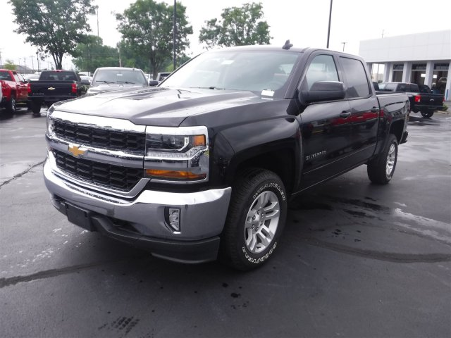 2018 Silverado 1500 Crew Cab 4x4,  Pickup #18622 - photo 4
