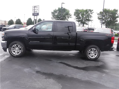 2018 Silverado 1500 Crew Cab 4x4,  Pickup #18622 - photo 16