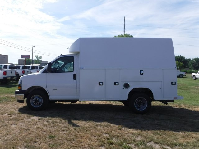 2018 Express 3500 4x2,  Knapheide Service Utility Van #18632 - photo 4