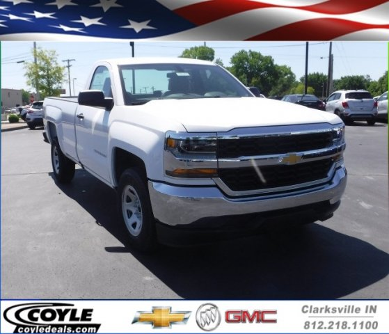 2018 Silverado 1500 Regular Cab 4x2,  Pickup #18637 - photo 1