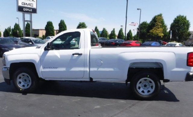 2018 Silverado 1500 Regular Cab 4x2,  Pickup #18637 - photo 27