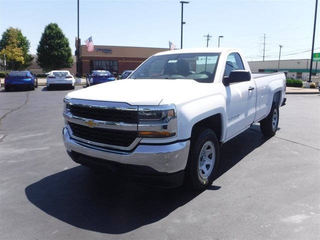 2018 Silverado 1500 Regular Cab 4x2,  Pickup #18637 - photo 5