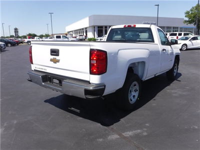2018 Silverado 1500 Regular Cab 4x2,  Pickup #18637 - photo 2