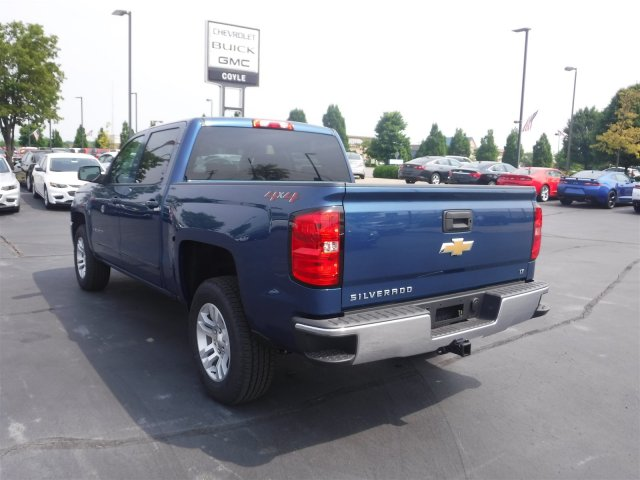 2018 Silverado 1500 Crew Cab 4x4,  Pickup #18644 - photo 3