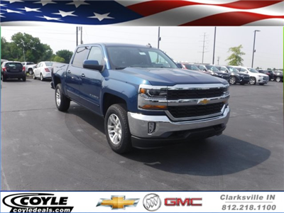 2018 Silverado 1500 Crew Cab 4x4,  Pickup #18644 - photo 1
