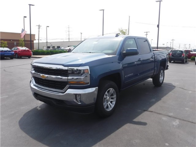 2018 Silverado 1500 Crew Cab 4x4,  Pickup #18644 - photo 5