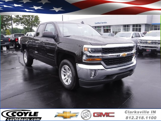 2018 Silverado 1500 Double Cab 4x4,  Pickup #18710 - photo 1