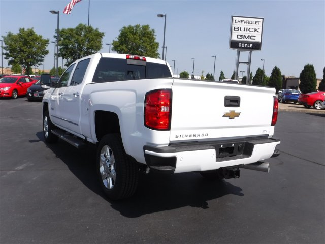 2018 Silverado 2500 Crew Cab 4x4,  Pickup #18721 - photo 36