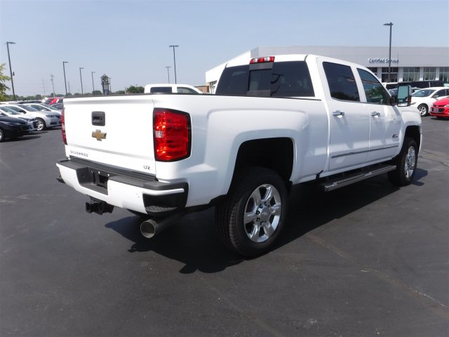 2018 Silverado 2500 Crew Cab 4x4,  Pickup #18721 - photo 2
