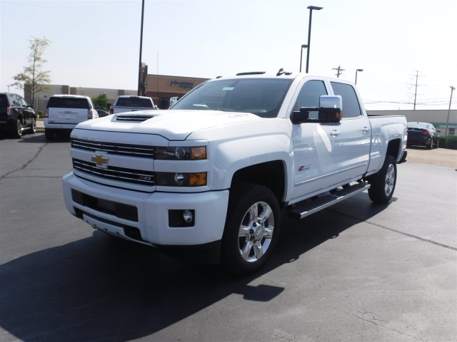 2018 Silverado 2500 Crew Cab 4x4,  Pickup #18721 - photo 4