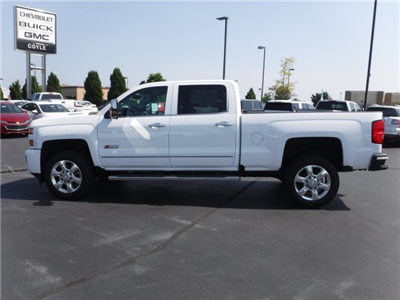 2018 Silverado 2500 Crew Cab 4x4,  Pickup #18721 - photo 7