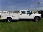 2018 Silverado 3500 Crew Cab DRW 4x2,  Reading Classic II Steel Service Body #18735 - photo 17